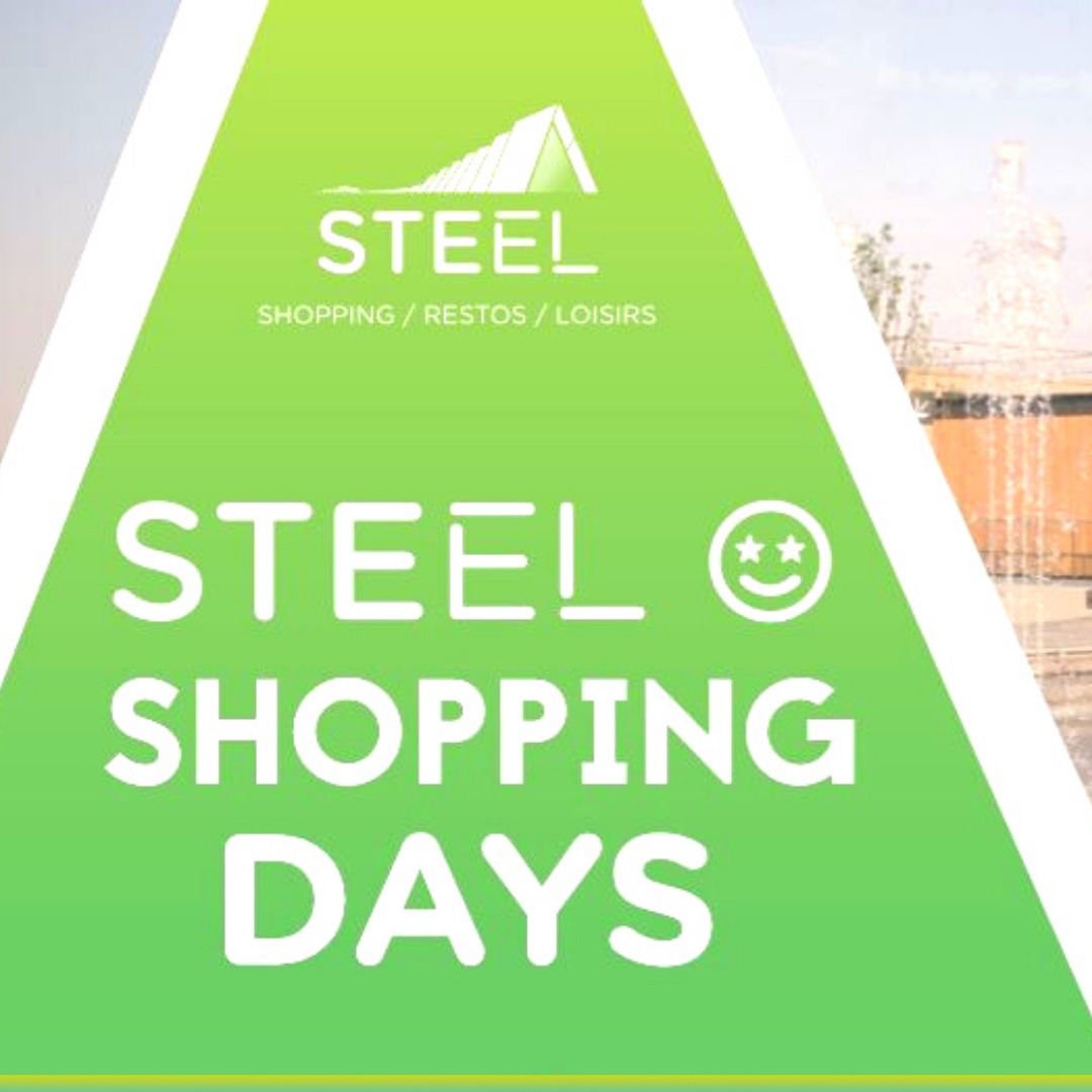 STEEL SHOPPING DAYS 27/03/21
